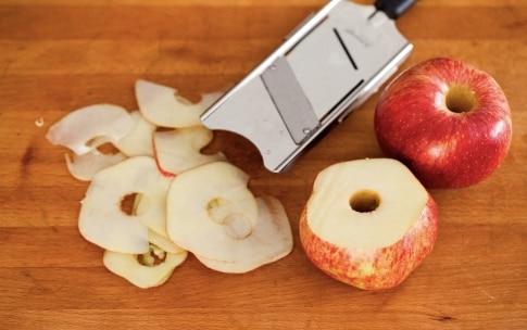 Preparazione Sfogliatine alle mele e gorgonzola - Fase 1