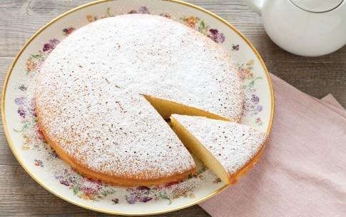 Preparazione Torta margherita con il Bimby - Fase 3
