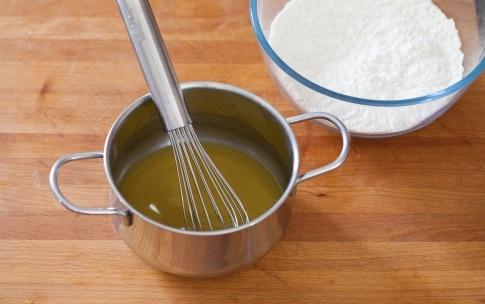 Preparazione Biscotti al burro - Fase 1
