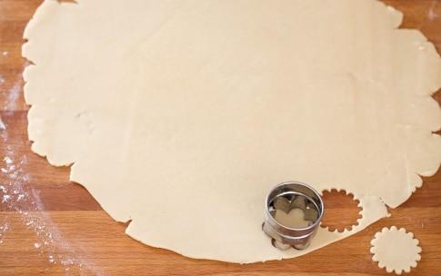 Preparazione Biscotti al burro - Fase 4