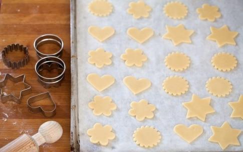 Preparazione Biscotti al burro - Fase 5