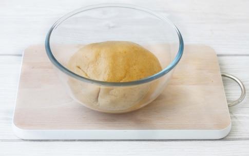 Preparazione Biscotti alla cannella e arancia - Fase 3