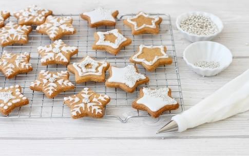 Preparazione Biscotti alla cannella e arancia - Fase 6