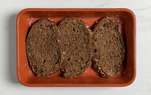 Preparazione Gratin di pane, zucca e formaggio - Fase 2