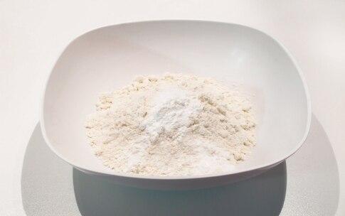 Preparazione Muffin alla zucca con cuore di gorgonzola - Fase 2