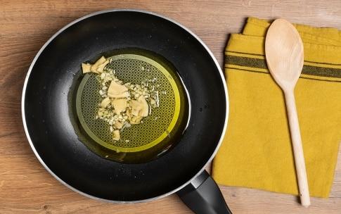 Preparazione Pollo al curry - Fase 2