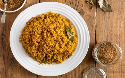 Preparazione Riso al curry - Fase 5