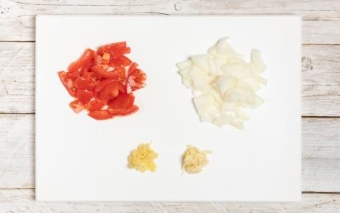 Preparazione Riso al curry - Fase 2