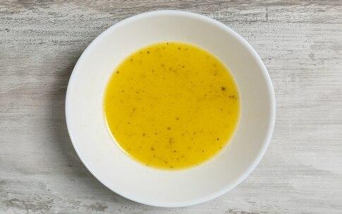 Preparazione Spaghetti olio, limone, bottarga e ragusano - Fase 1
