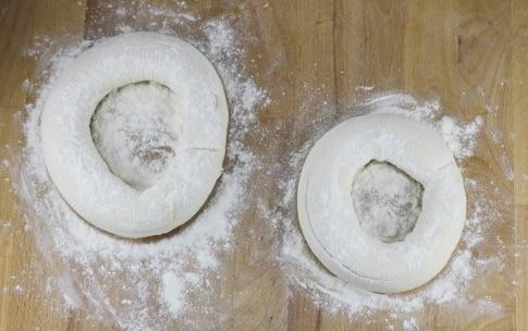 Preparazione Ghirlanda di pane - Fase 2