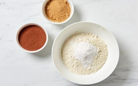 Preparazione Muffin al cioccolato - Fase 1