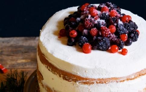 Preparazione Naked cake allo zenzero - Fase 4