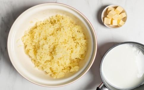 Preparazione Purè di patate - Fase 1