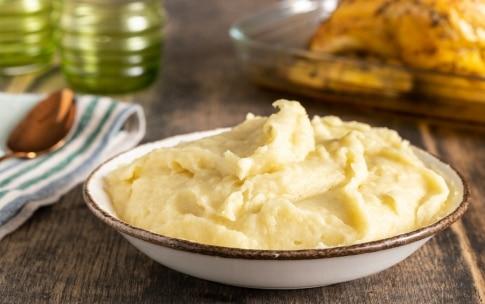 Preparazione Purè di patate - Fase 2