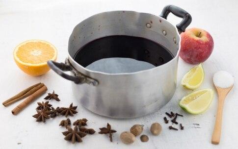 Preparazione Vin brulé - Fase 1
