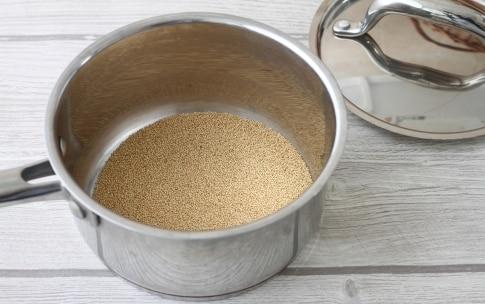 Preparazione Biscotti all'amaranto - Fase 1