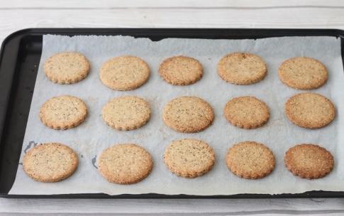 Preparazione Biscotti all'amaranto - Fase 7
