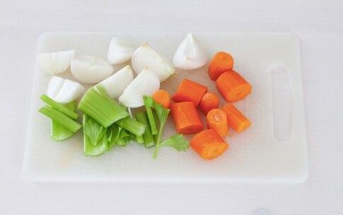 Preparazione Brodo vegetale - Fase 1