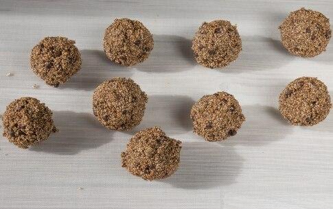 Preparazione Dolci di amaranto e cioccolato - Fase 3