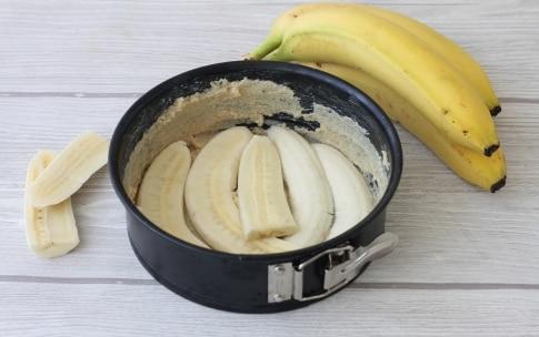Preparazione Torta rovesciata alle banane - Fase 2