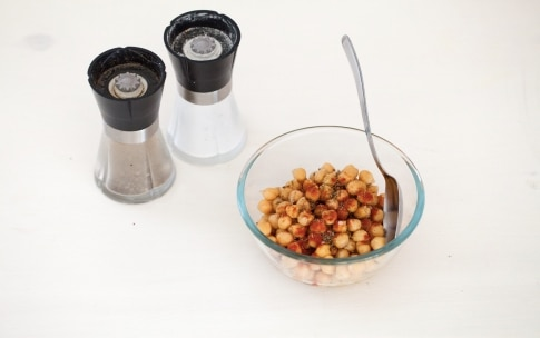 Preparazione Vellutata di carote, zenzero e ceci speziati - Fase 3