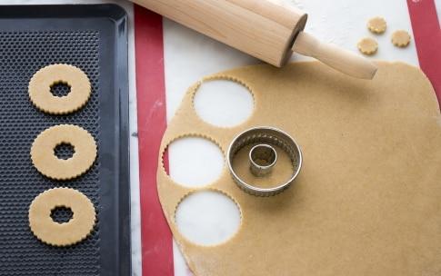 Preparazione Biscotti ai fiori - Fase 1