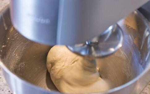 Preparazione Brioche al cioccolato - Fase 1