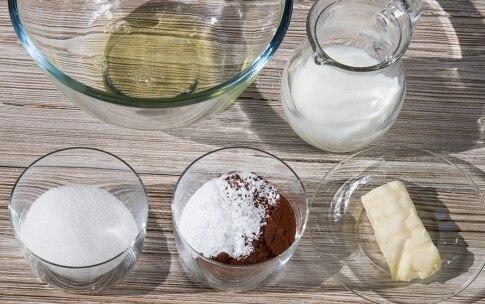 Preparazione Brioche al cioccolato - Fase 2