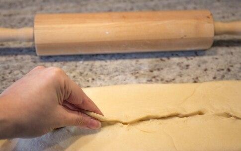 Preparazione Brioche al cioccolato - Fase 4