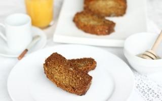Fette biscottate di farro integrale ai semi