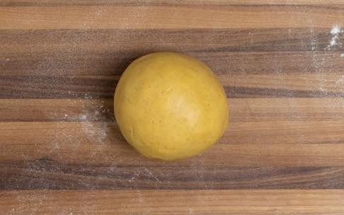 Preparazione Fiamme al cioccolato - Fase 1