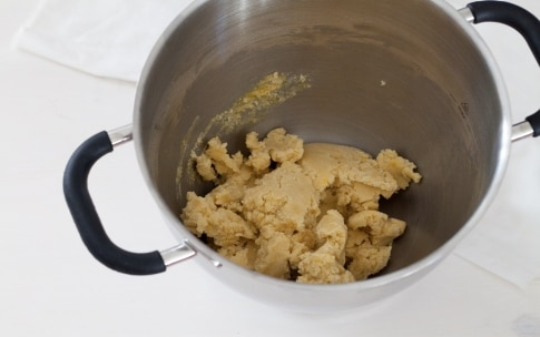 Preparazione Fiamme al cioccolato - Fase 2