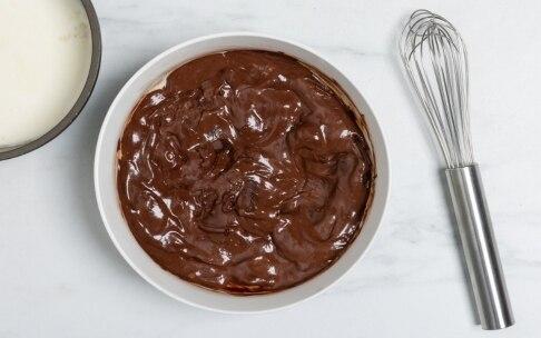 Preparazione Fiamme al cioccolato - Fase 4