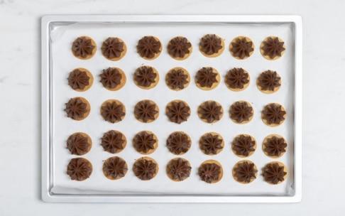 Preparazione Fiamme al cioccolato - Fase 6