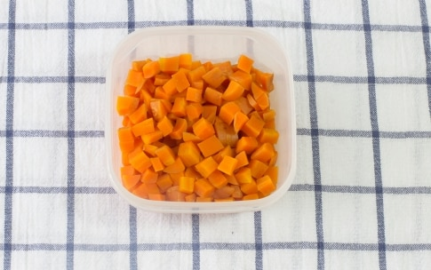 Preparazione Patate al microonde - Fase 3
