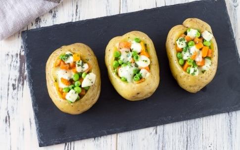 Preparazione Patate al microonde - Fase 4