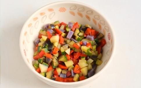 Preparazione Zucchine tonde ripiene - Fase 2