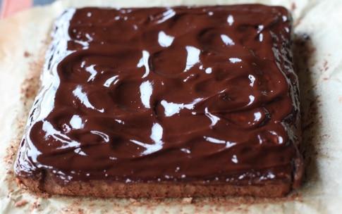Preparazione Brownies con nocciole e noci di macadamia - Fase 4
