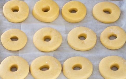 Preparazione Donuts - Fase 5