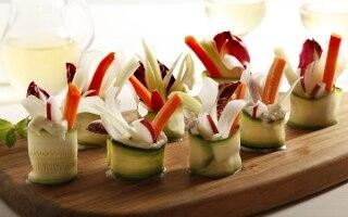 Involtini di verdure