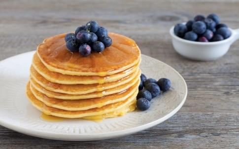 Preparazione Pancake con il Bimby - Fase 3