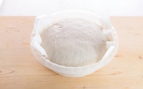 Preparazione Pizza vegana - Fase 1