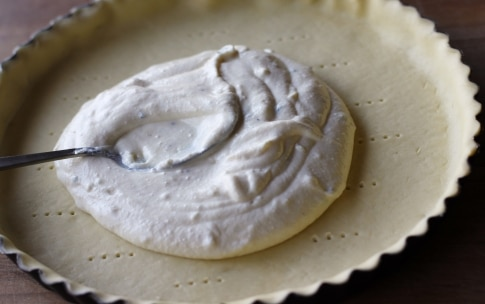 Preparazione Torta di rose salata con verdure - Fase 4