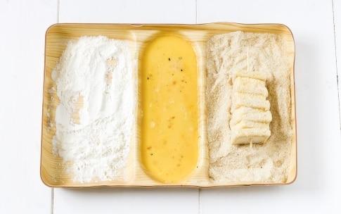 Preparazione Spiedini di mozzarella in carrozza - Fase 2