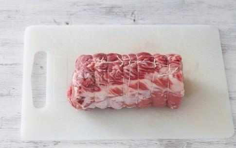 Preparazione Arrosto di maiale al forno - Fase 1