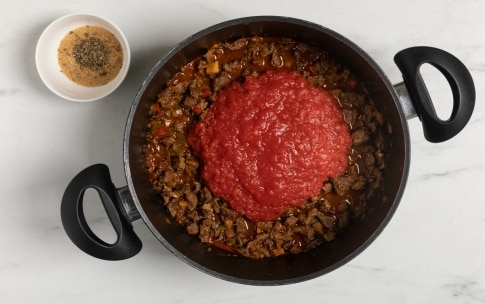 Preparazione Chili con carne - Fase 2