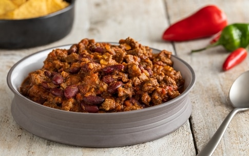 Preparazione Chili con carne - Fase 3