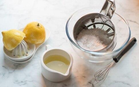 Preparazione Ciambellone con glassa al limone - Fase 4