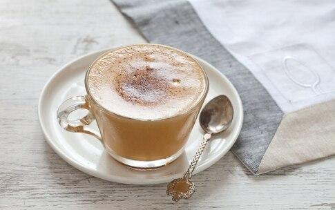 Preparazione Crema al caffè con il Bimby - Fase 2