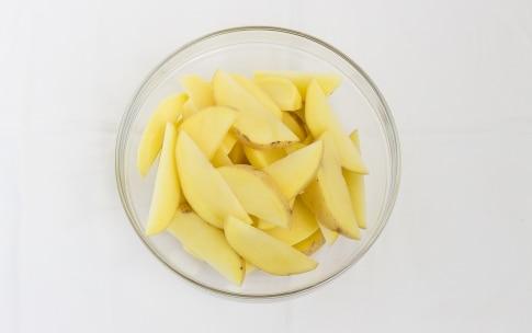 Preparazione Fish and chips - Fase 2